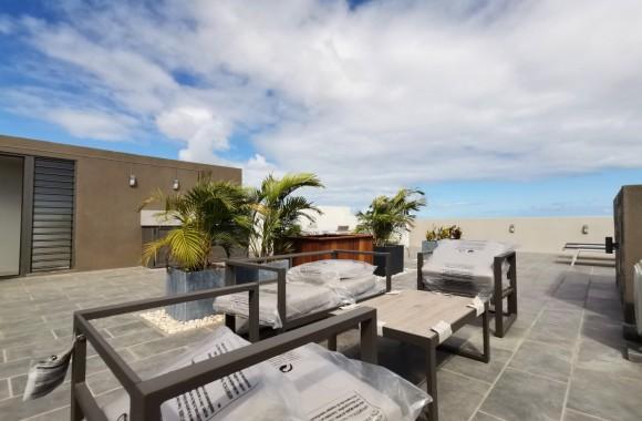 Furnished renting - penthouse - flic-en-flac