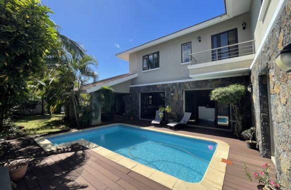 Furnished renting - Villa - flic-en-flac