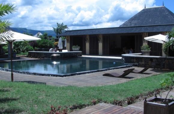 Location meublée - Villa - tamarin-estate