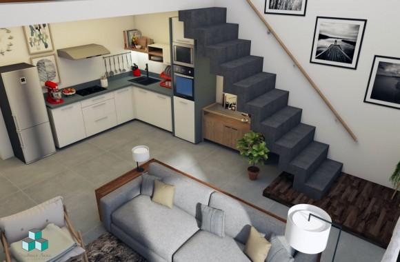 Bien à vendre - Appartement PDS - cascavelle