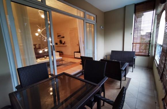 Location meublée - Appartement - flic-en-flac